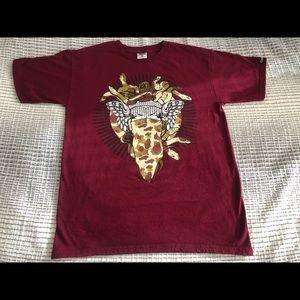 Crooks & Castles T-Shirt | Size : M | Worn Once